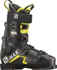 Salomon S/Max 110 Black/Acid Green/White Black/Acid Green/White