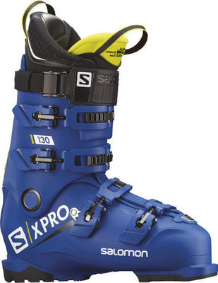 Salomon X Pro 130 Raceblue/Acid Green/Black 27-27.5 18/19