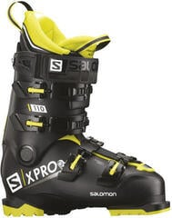 Salomon X Pro 110 Black/Acid Green/White 26-26.5 18/19
