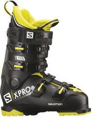 Salomon X Pro 110 Black/Acid Green/White 28-28.5 18/19