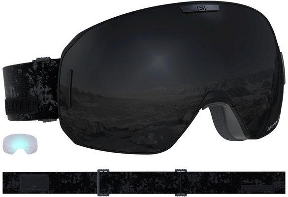 Salomon S/Max Black 1Xtra Lens 18/19