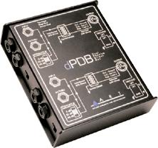 ART dPDB Dual passive Di-Box