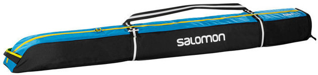 Salomon Extend 1Pair 165+20 Skibag Black/Blue/Yellow