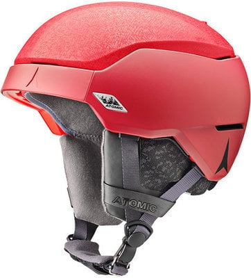 Atomic Count AMID Ski Helmet Red M 18/19