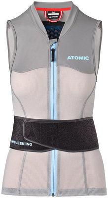 Atomic Live Shield Vest Amid W Grey M