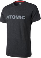 Atomic Alps T-Shirt Black/Light Grey L