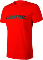 Atomic Alps T-Shirt Bright Red L