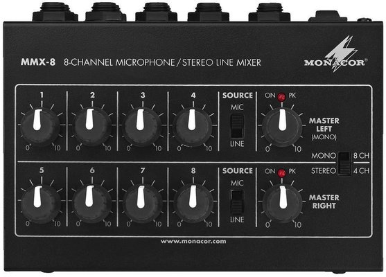 Monacor MMX-8
