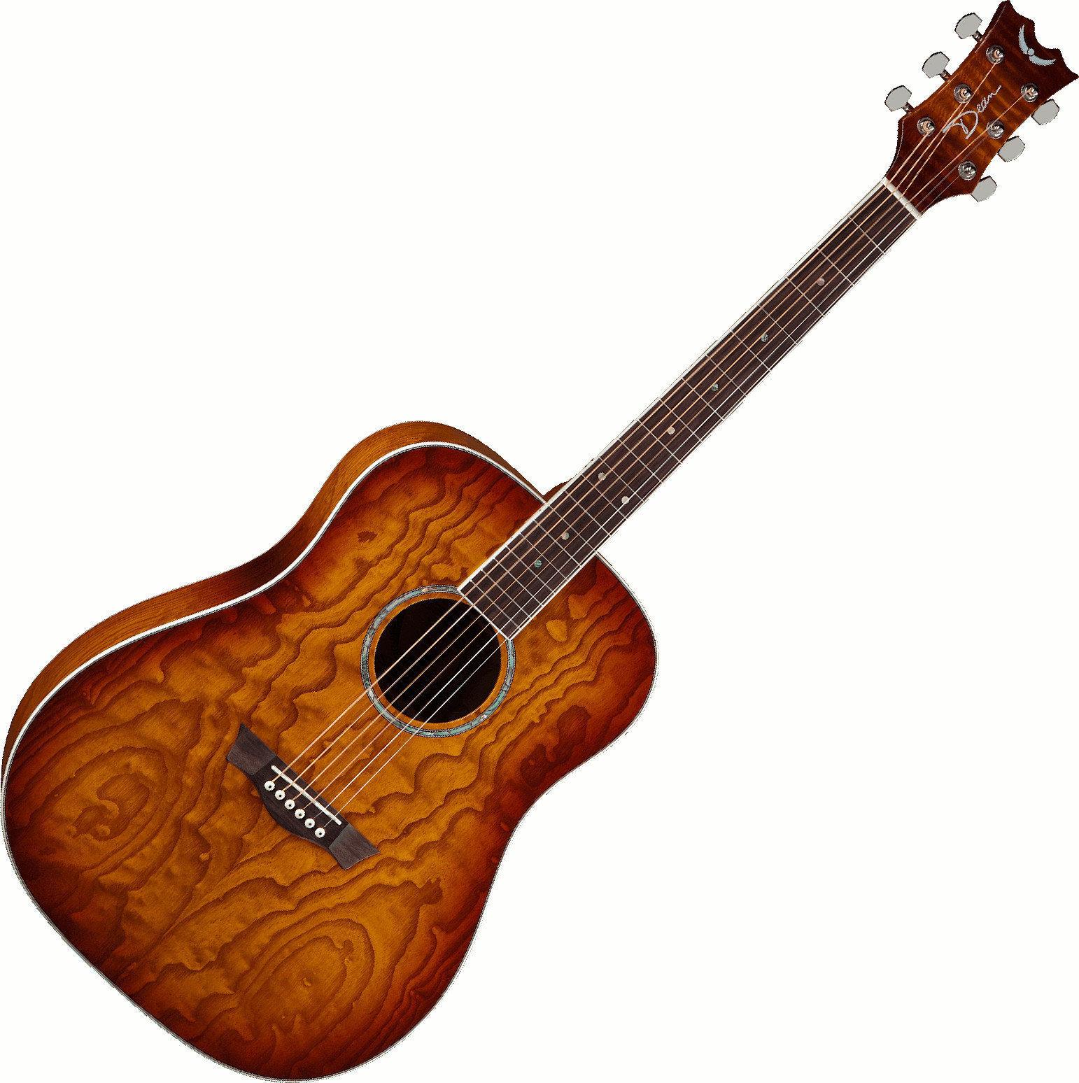 Dean Guitars AX DQA TSB Acoustic Guitar