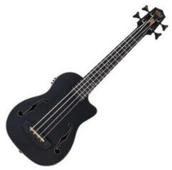 Kala U-Bass Journeyman Fretted Matte Black