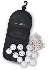 Longridge Accessory Bag With Practice Balls And Tees