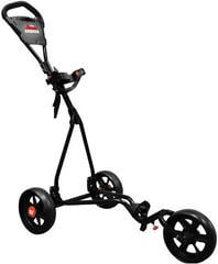 Longridge Ezeglite Junior Black Golf Trolley