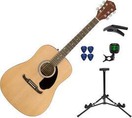 Fender FA-125 Natural/Set