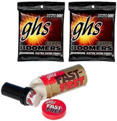 GHS Fast Fret String Cleaner Care Set 3