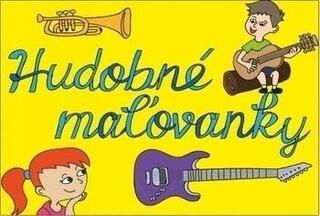Martin Vozar Eliška Ostrušková: Hudobné maľovanky