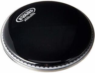 "Evans Chrome 12"" Black Drum Head"