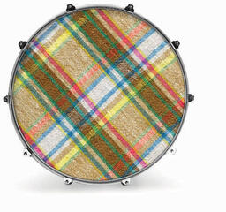 Evans 20'' FABRIC PLAID 1