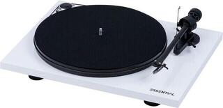 Pro-Ject Essential III Bluetooth OM 10 High Gloss White (B-Stock) #929013 (Odprta embalaža) #929013