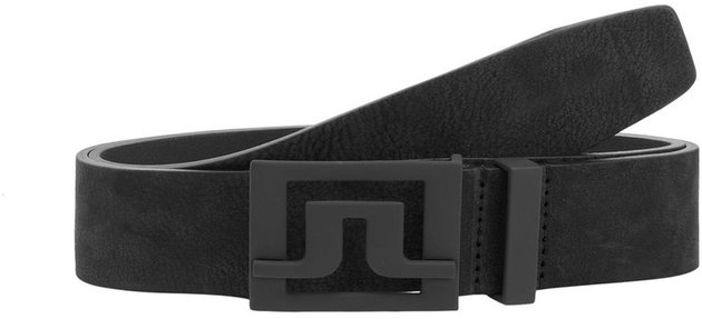 J.Lindeberg Tad Soft Leather Black 100