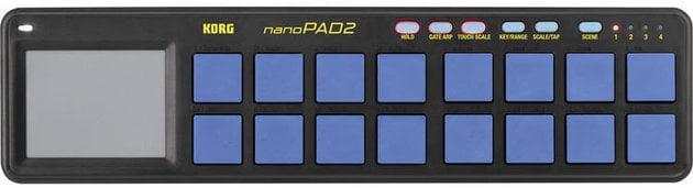 Korg nanoPAD2 BLYL