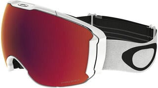 Oakley Airbrake XL Polished White w/Prizm Torch & Prizm Rose 18/19