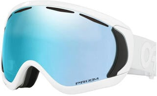 Oakley Canopy Factory Pilot Whiteout w/Prizm Sapphire 18/19