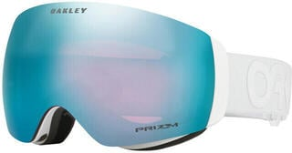 Oakley Flight Deck XM Factory Pilot Whiteout w/Prizm Sapphire 18/19