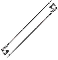 Leki Hot Shot S Black/Red/Silver/Anthracite