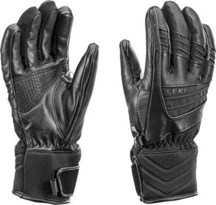 Leki Griffin S Lady Womens Ski Gloves Black 6,5 18/19