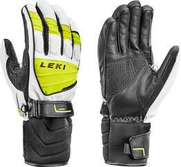 Leki Griffin S White-Lime-Black 9
