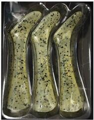 Headbanger Lures Shad 16 Replacement tails Crappie
