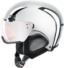 UVEX Hlmt 500 Visor Chrome LTD Silver 52-55 cm 18/19