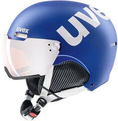 UVEX Hlmt 500 Visor Cobalt-White Mat 55-59 cm 20/21