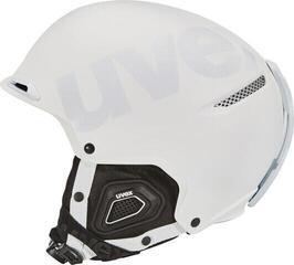 UVEX Jakk+ Octo+ White Mat-Shiny 55-59 cm 17/18