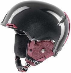 UVEX JAKK+ Ski Helmet Gun Met/Bordeaux