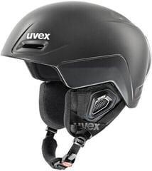 UVEX Jimm Black Mat 52-55 cm 17/18