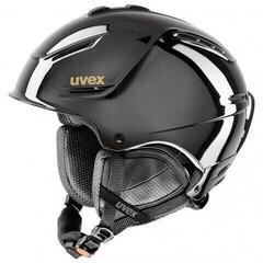 UVEX P1US Pro Chrome LTD Black 55-59 cm 18/19