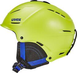 UVEX P1US 2.0 Lime Mat 55-59 cm 17/18