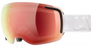 UVEX Big 40 VFM White Mat/Mirror Red Variomatic 17/18
