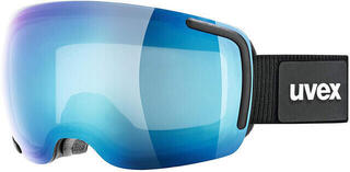 UVEX Big 40 FM Black-Blue Mat/Mirror Blue 17/18