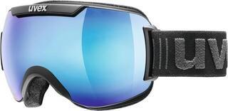 UVEX Downhill 2000 FM Black Mat/Mirror Blue 20/21