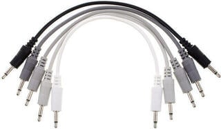 MOOG Mother Patch Cable Gris/Droit - Droit