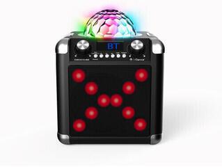 iDance Disco Cube BC100L Black