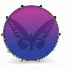 Evans 20'' GRAPHIC BUTTERFLY 1