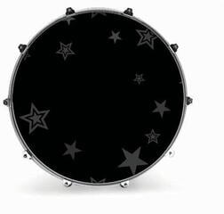 Evans 22'' GRAPHIC GREY STARS