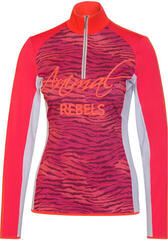 Sportalm Floyd Womens Sweater Neon Pink 34
