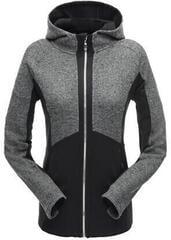 Spyder Bandita Hoody Stryke Womens Jacket Black