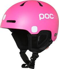 POC POCito Fornix Ski Helmet Fluorescent Pink