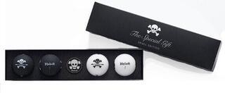 Volvik Vivid Skull Edition 4 Balls Set