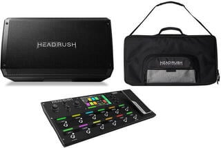 Headrush Pedalboard Deluxe Set